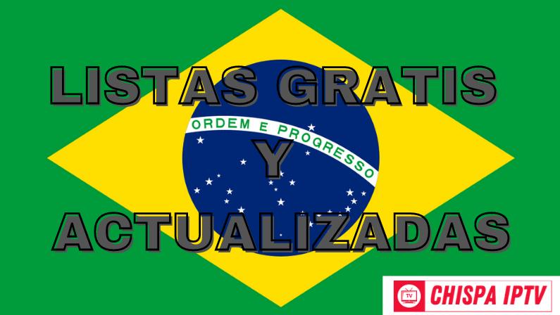 chispa iptv mejores listas brasil gratis actualizadas