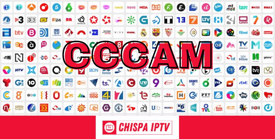 chispa iptv mejores listas cccam iptv