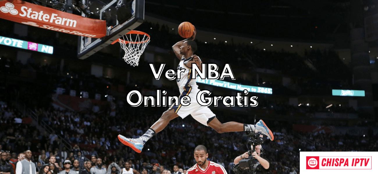 Ver NBA Online Gratis chispaiptv