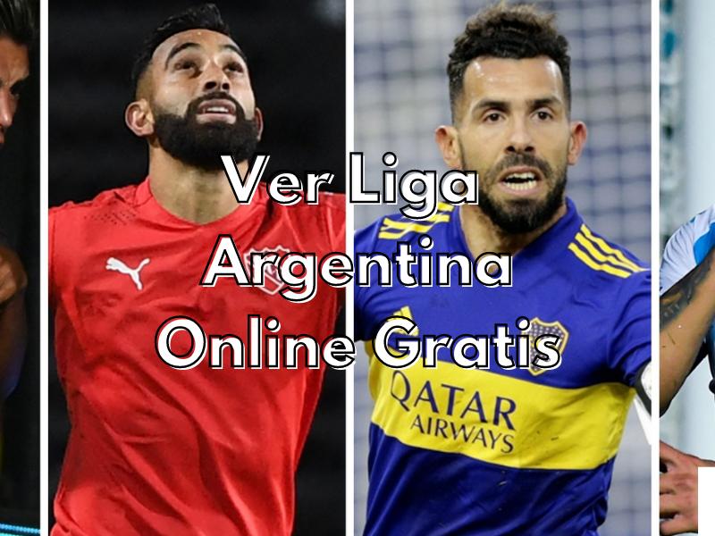 Ver liga argentina Online Gratis