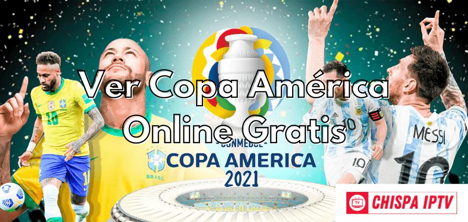 Ver copa america Online Gratis 2021